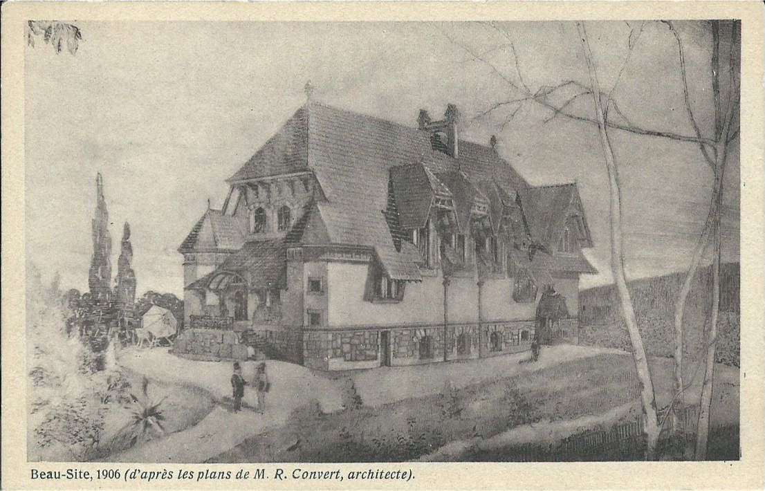 Editions E. Perrochet Chaux-de-Fonds