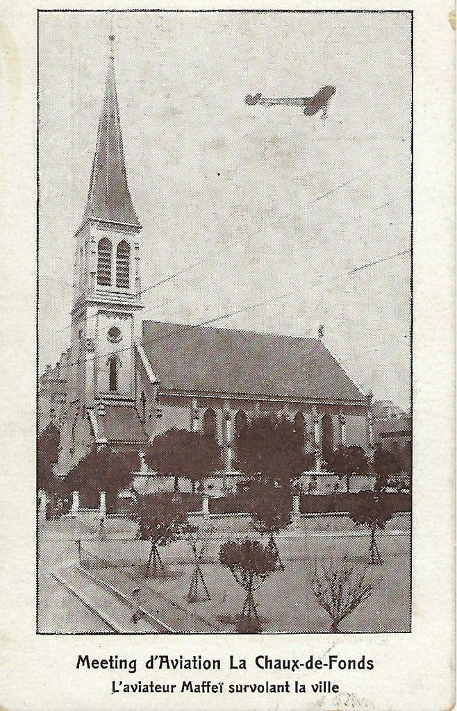 Imprimerie Courvoisier, Chaux-de-Fonds, 1912