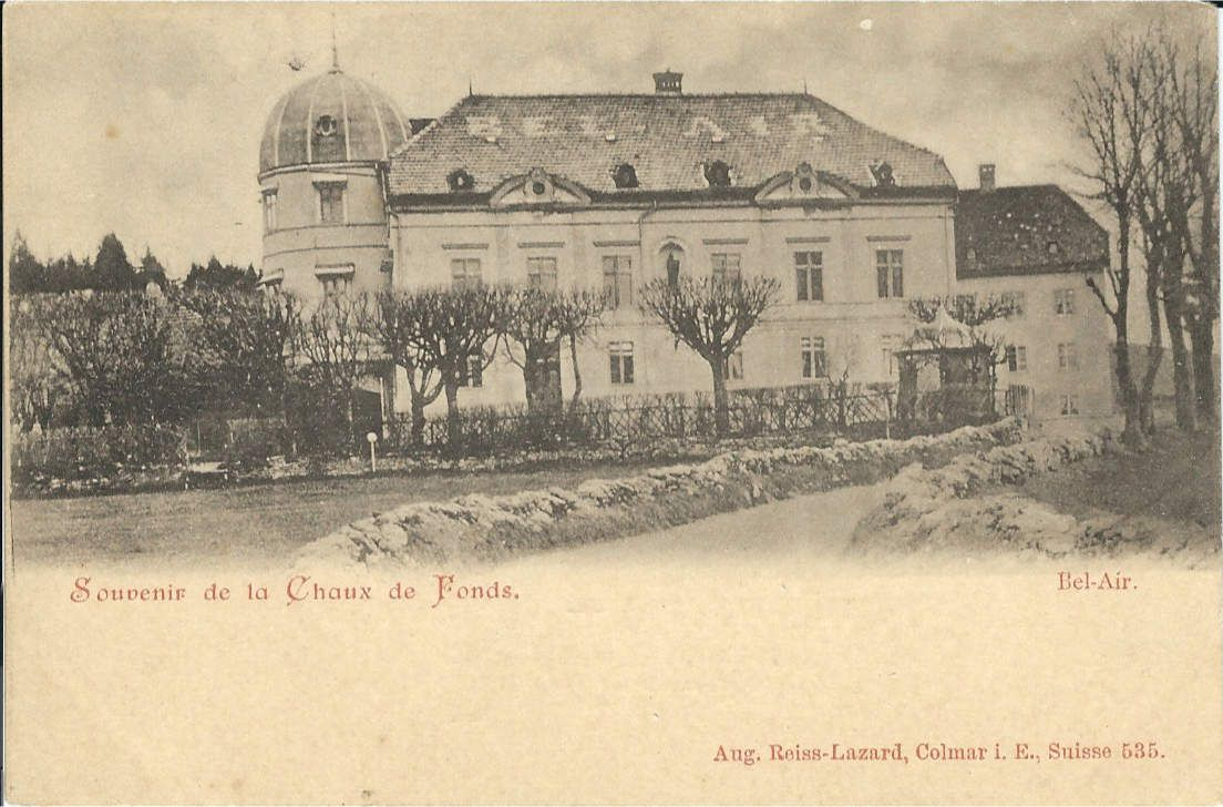 Aug. Reiss-Lazard, Colmar i.E., Suisse 535