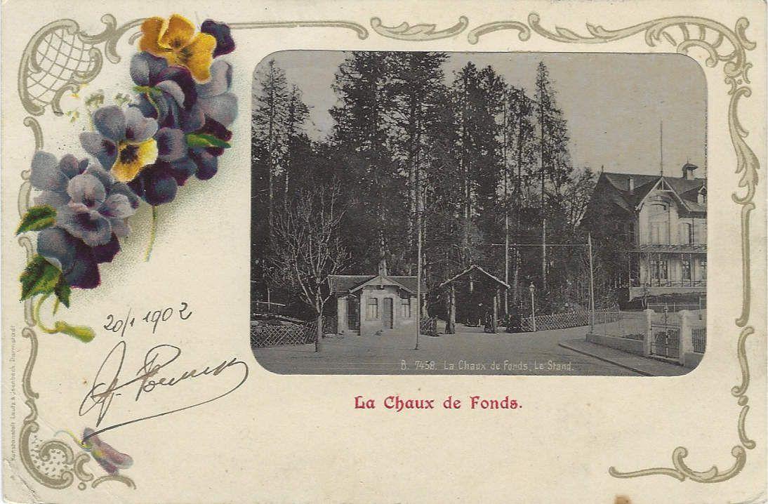 La Chaux-de-Fonds - Le Stand