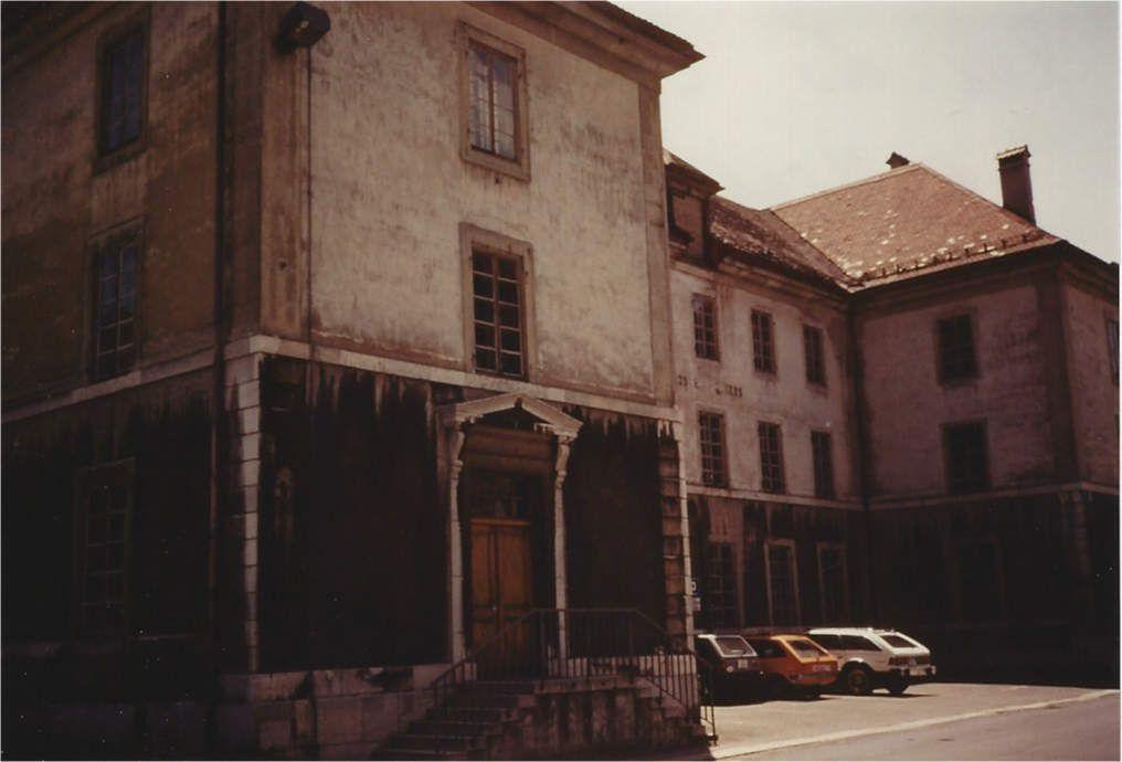 Collège Arts et Métiers - Juillet 1985