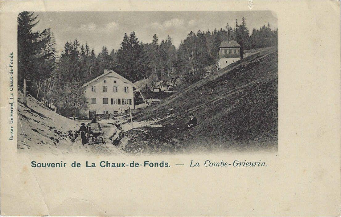 Bazar Universel, La Chaux-de-Fonds