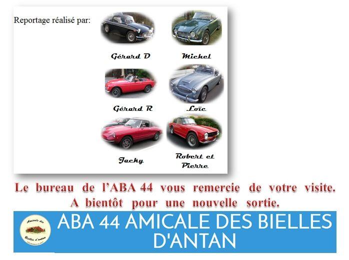 ABA44 Rallye Boudins 2016
