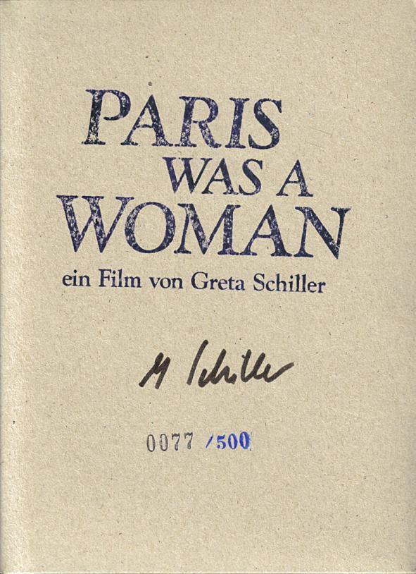 &quot&#x3B;PARIS WAS A WOMAN&quot&#x3B; DOCUMENTAIRE DE GRETA SCHILLER (1996)