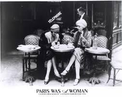 Sylvia Beach in  Greta Shiller's Documentary &quot&#x3B;Paris Was A Woman&quot&#x3B;