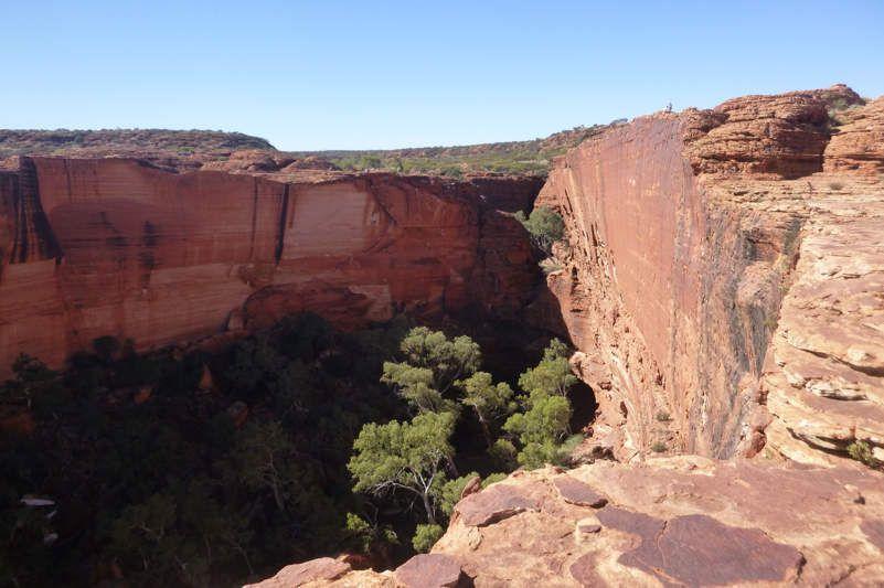 Kata Juta and Kings Canyon