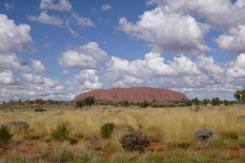 Uluru l'indigène