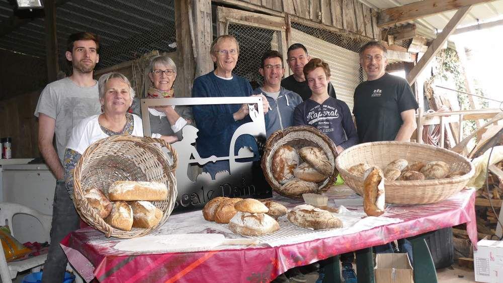 Des pains, encore des pains