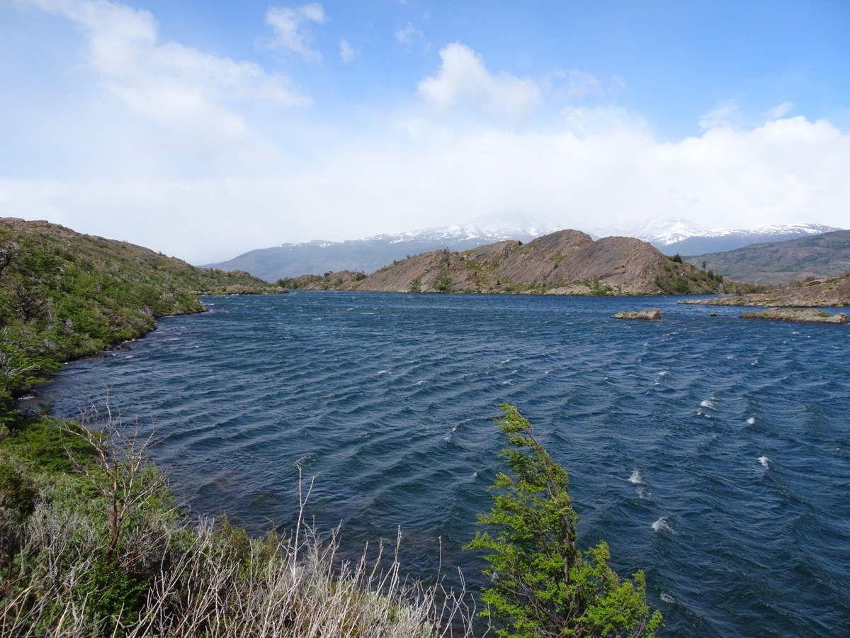 Des vagues sur la laguna los Patos, qui a l'horaire des marées ?