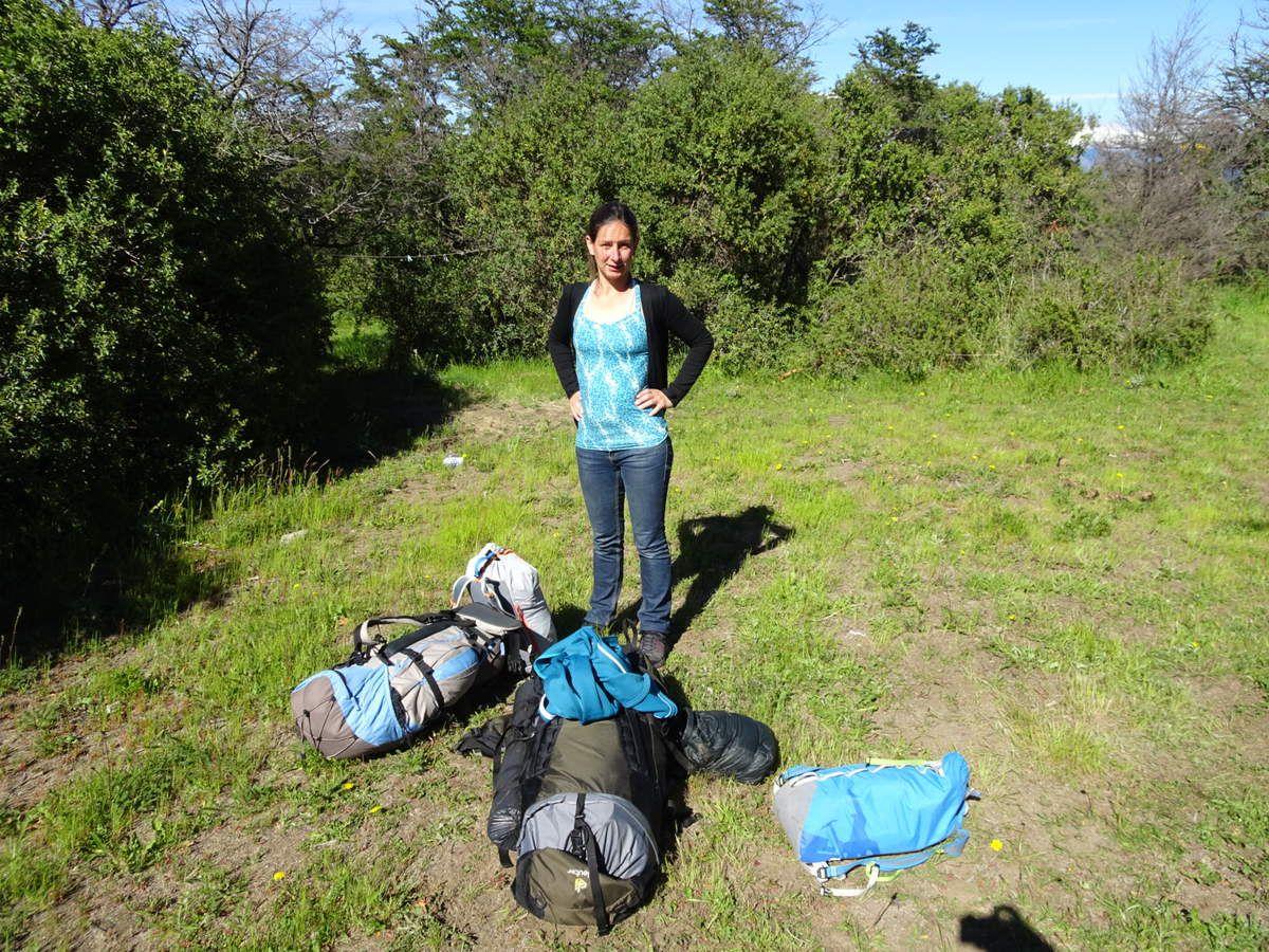 La tente est repliée, les sacs sont faits et on repart pour de nouvelles aventures