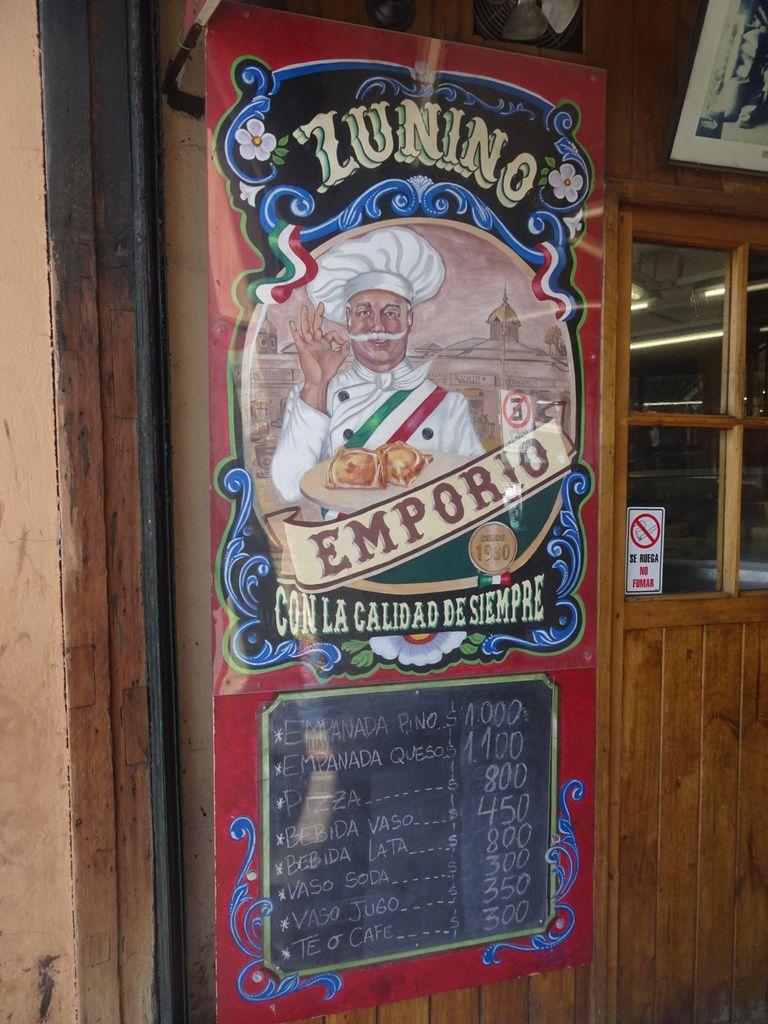 Dégustation d'empanadas...