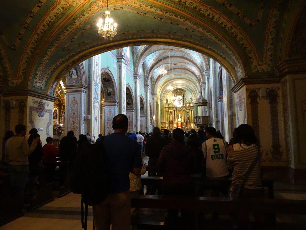 L'église San Agustín
