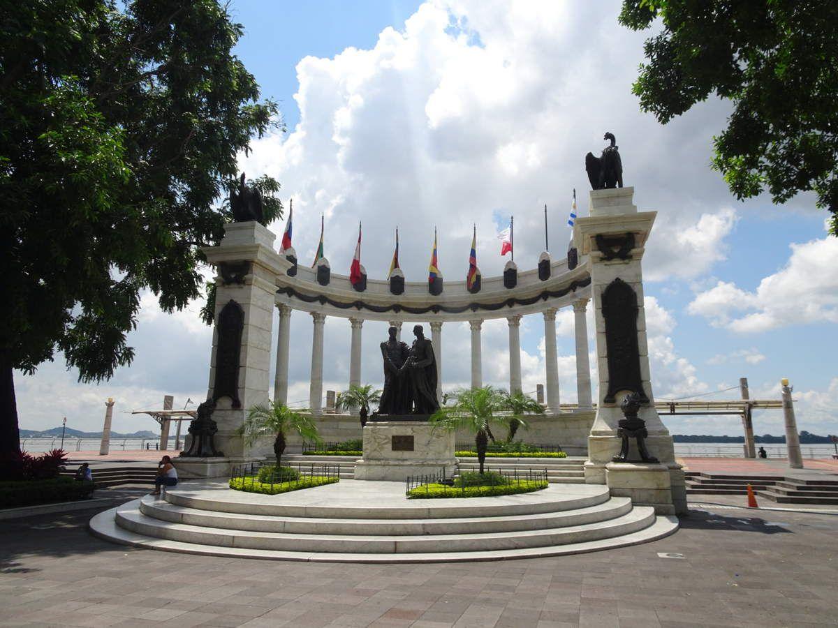 Le long du Guayas