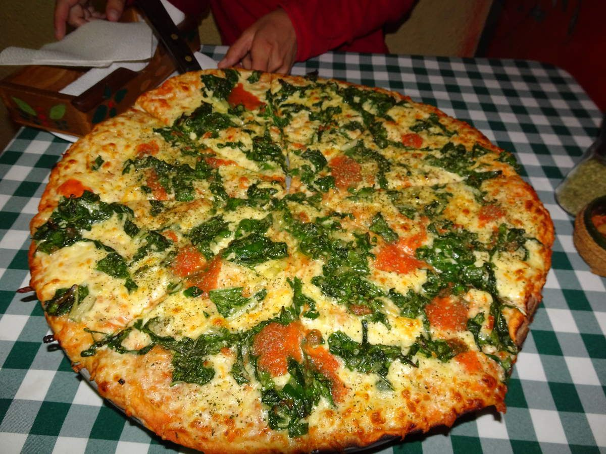 Pizza Popeye !!