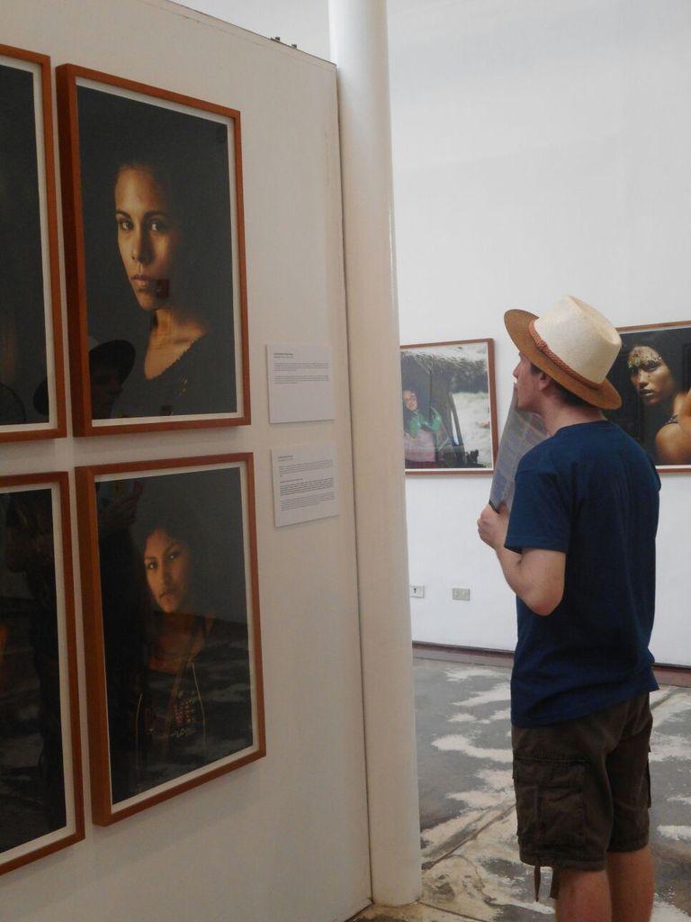 Expo photo sur les femmes péruviennes