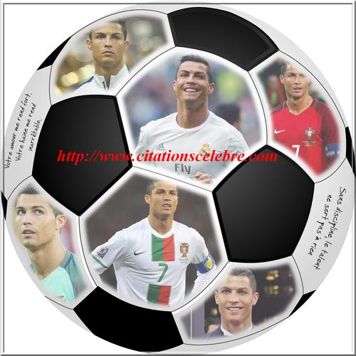 Citation Cristiano Ronaldo