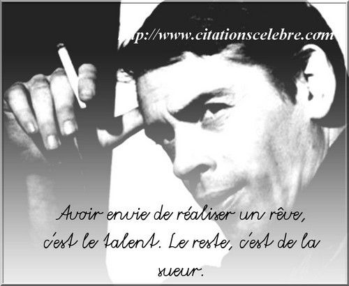Citation de Jacques Brel