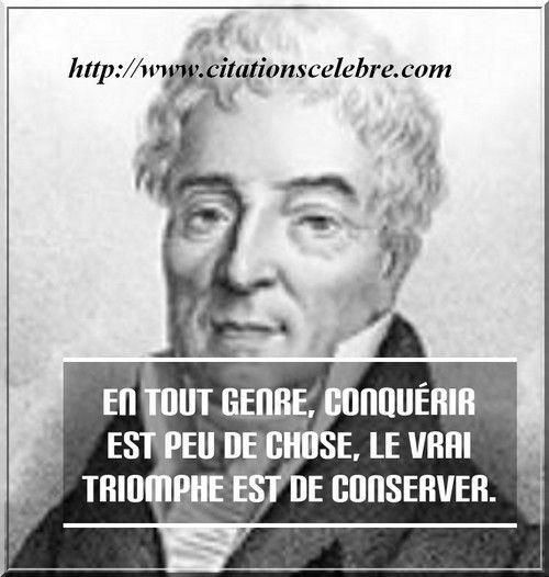 Citation de Pierre-Édouard Lémontey avocat de métier,homme politique, homme de lettres et historien français.