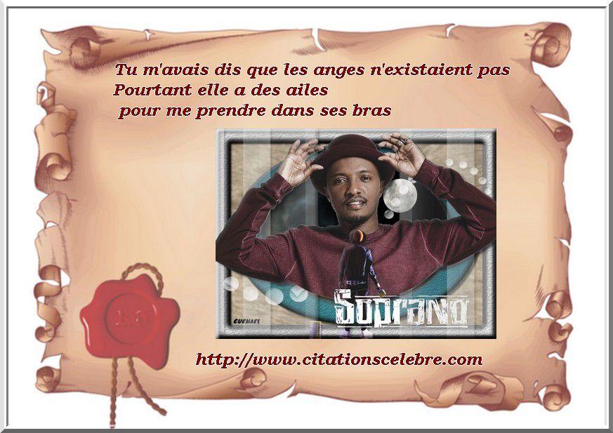 Citation De Soprano De Son Vrai Nom Saïd M Roumbaba Un