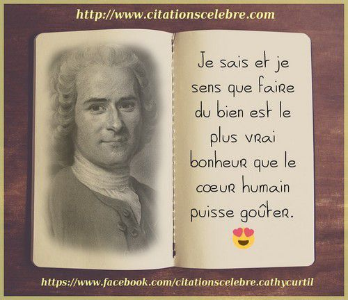 Citation De Jean Jacque Rousseau Forumhulp