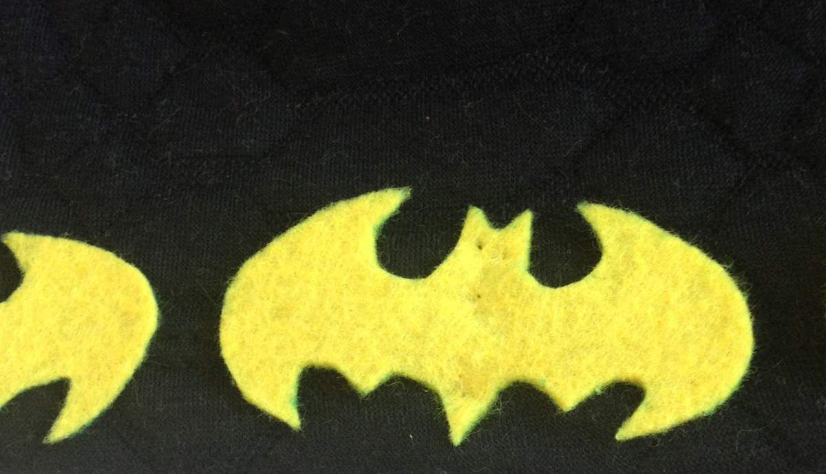 Petite Robe Batman
