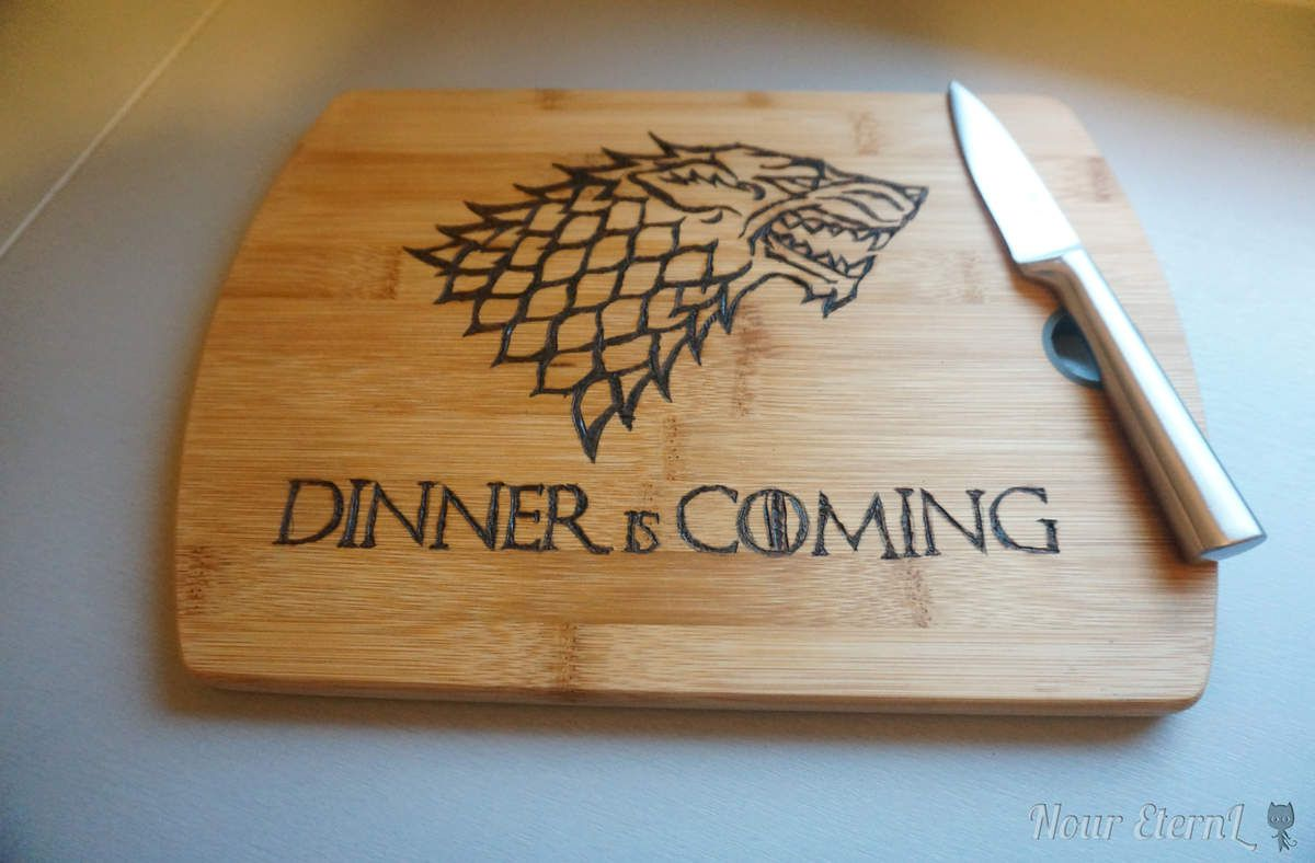 Diy &quot&#x3B;Game Of Thrones&quot&#x3B;
