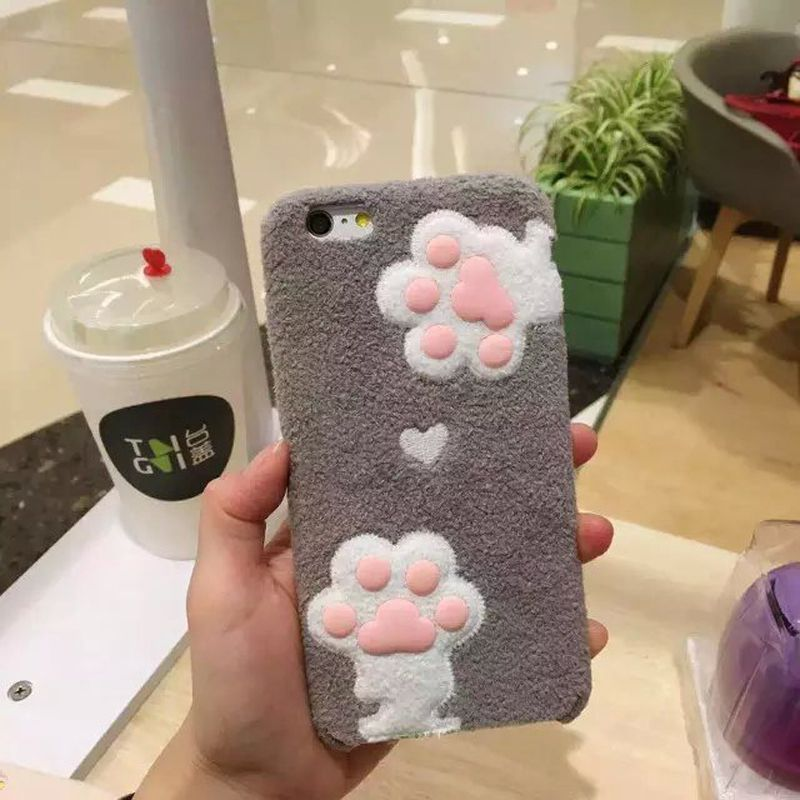 coque iphone 6 poilue