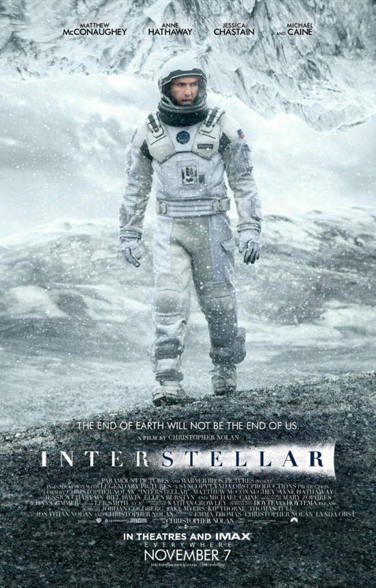 Interstellar (C. Nolan, 2014)