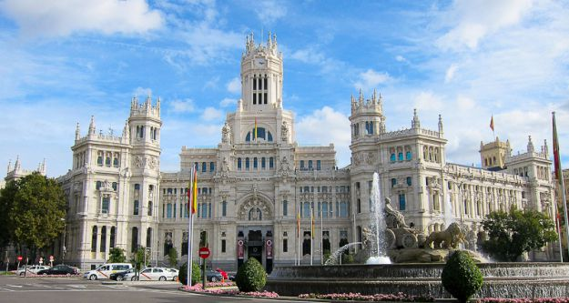 Les plus beaux monuments de Madrid
