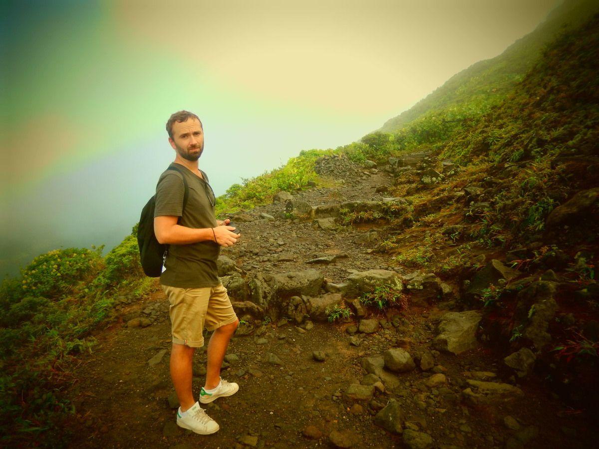 Guadeloupe - Jour 2 : Soufrière et réserve Cousteau