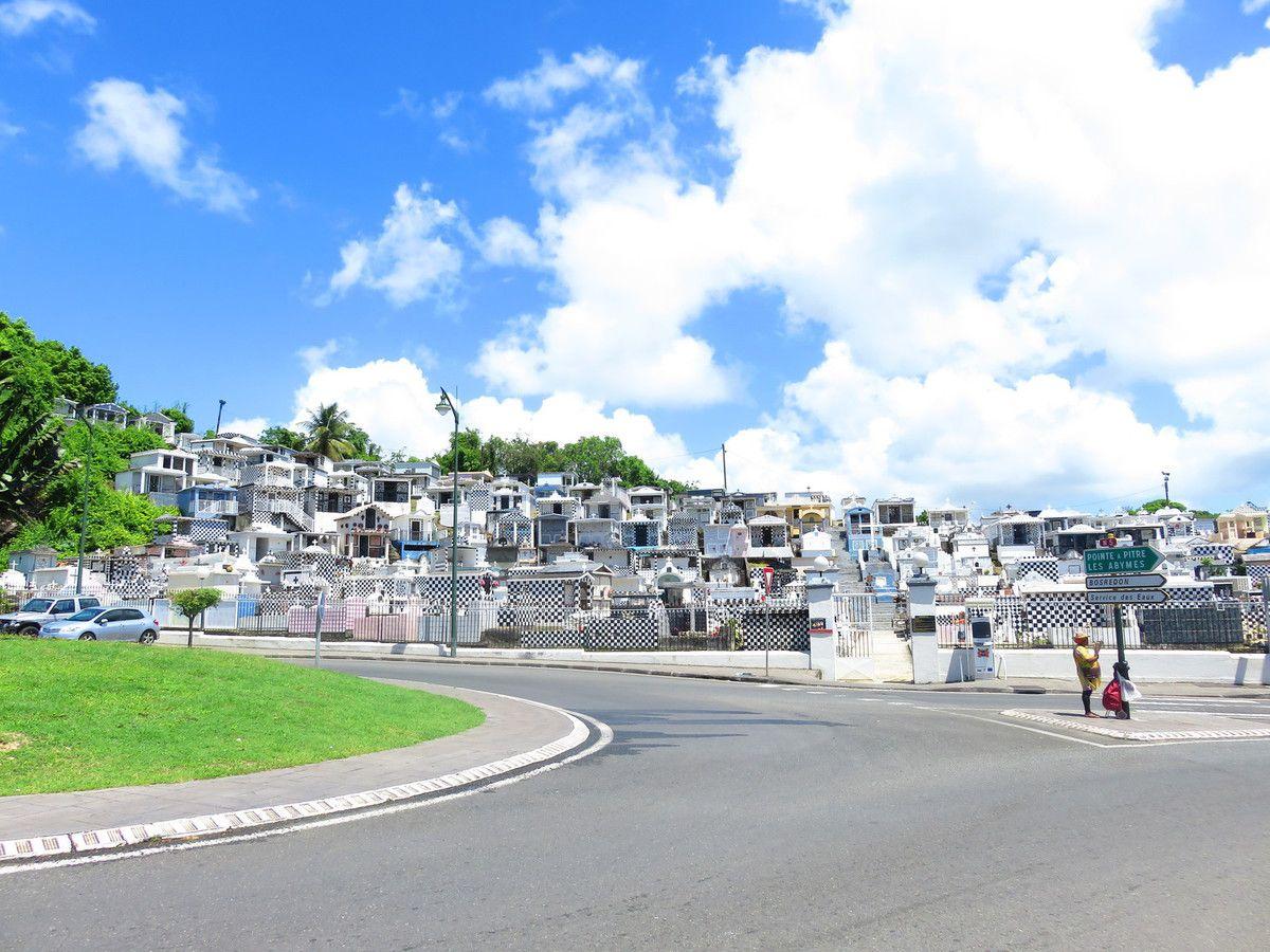 Guadeloupe - Jour 7 : Plage de bois Jolan et planche à voile