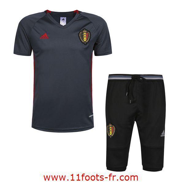 Boutique Belgique Tee Shirt Foot 2016 2017 Gris