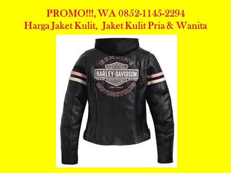 PROMO!!!, HP/WhatsApp 0852-1145-2294, Konveksi Jaket Kulit Harley Davidson Murah, Model Jaket Kulit Harley Davidson Lengkap, Pabrik Jaket Kulit Harley Davidson Murah