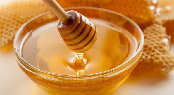 Masque bonne mine au miel