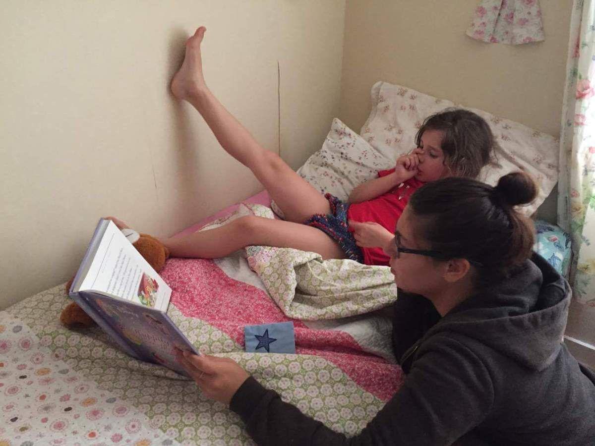 Notre vie de fille au pair