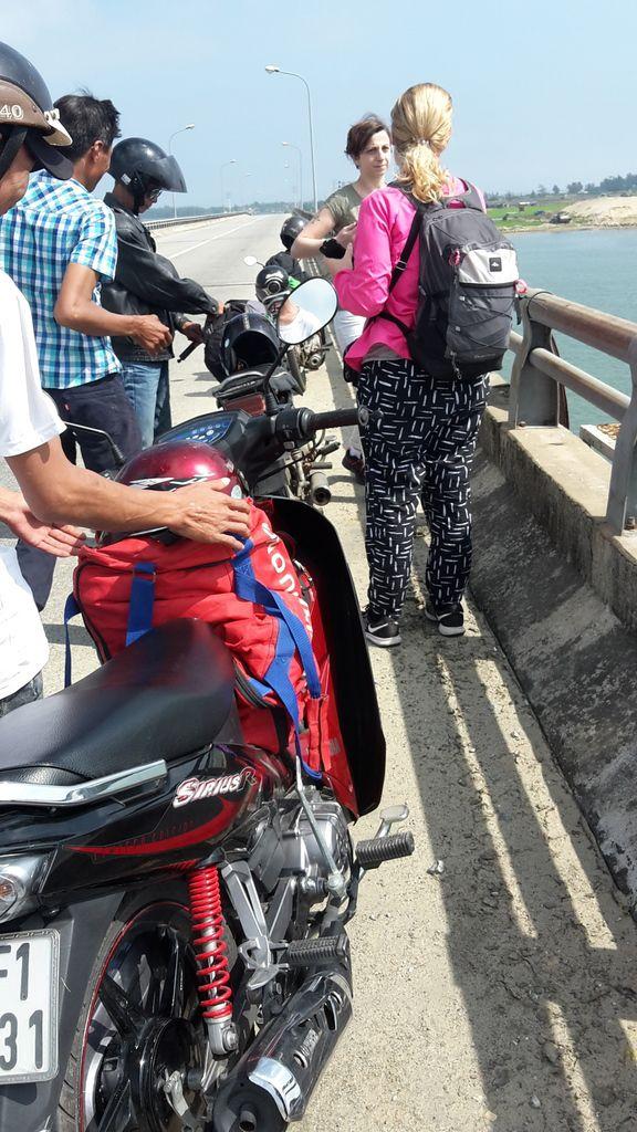 Trip en moto de Hué à Hoi An
