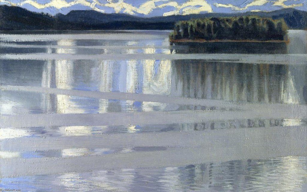 Gallen-kallela-Lake-Keitele