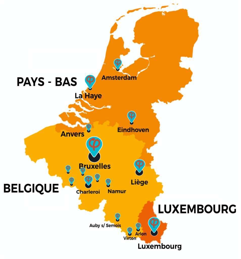 Communiqué de presse : La France Insoumise du Benelux ne soutient pas la Wallonie Insoumise