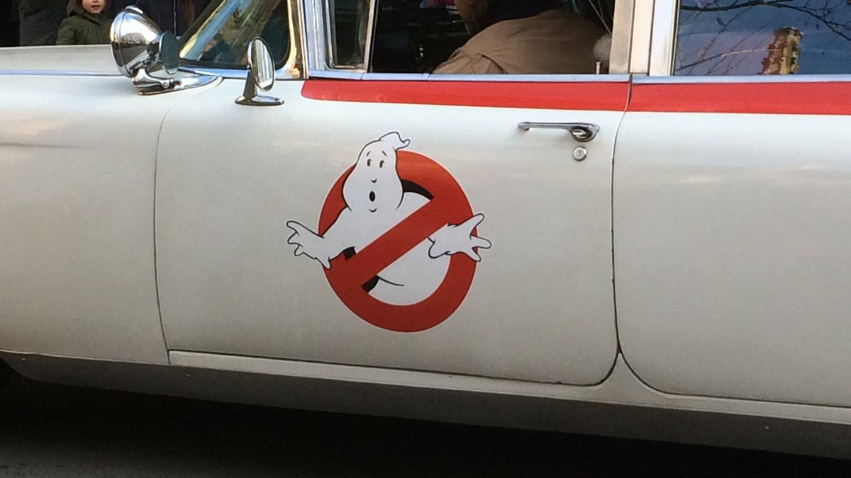 Ghostbusters !!!!!!!!!!!!