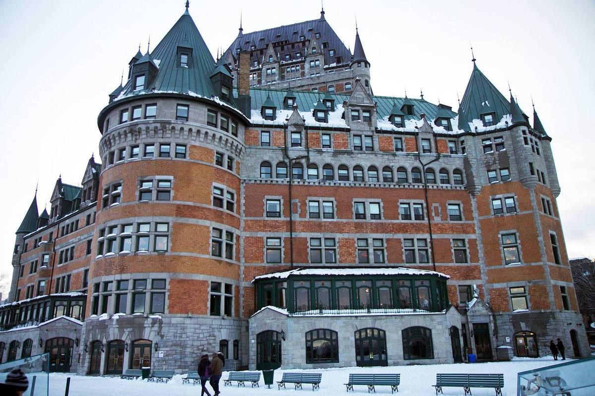 Chateau de Frontenac (Québec)