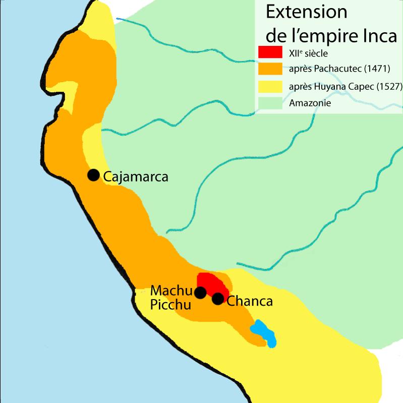 l ancien empire inca