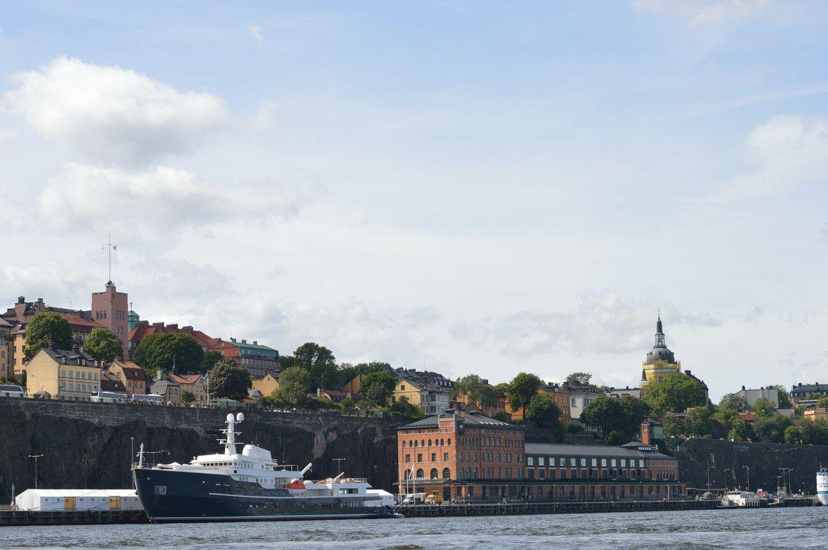 2 : Visite de Stockholm