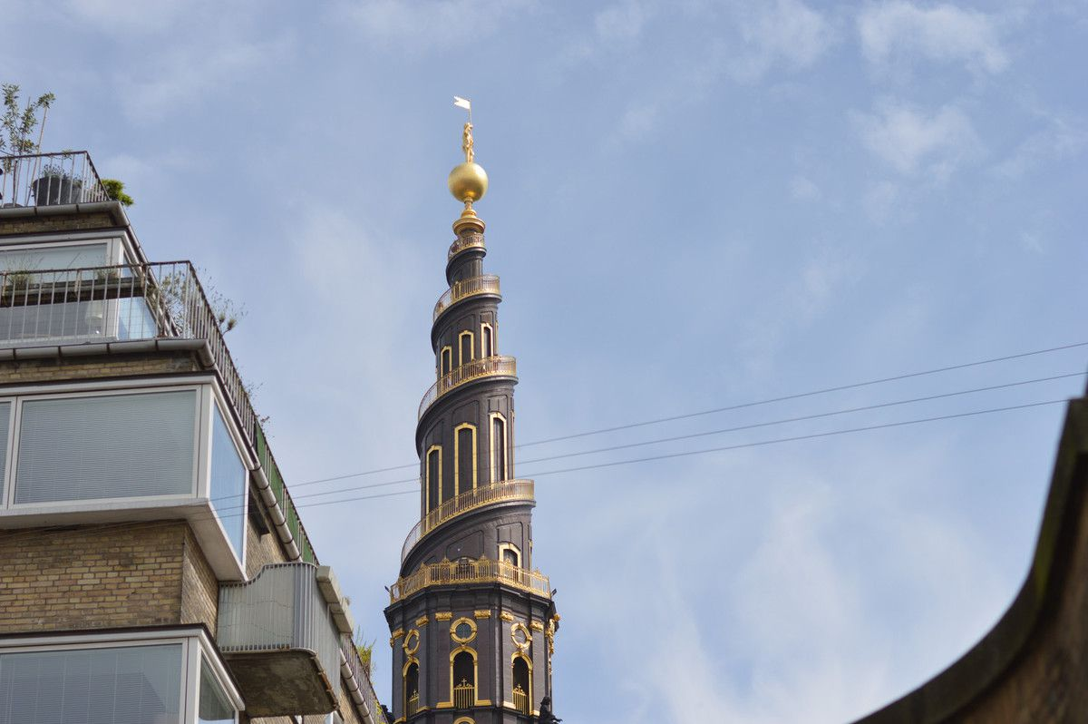 1: De Copenhague -Malmö