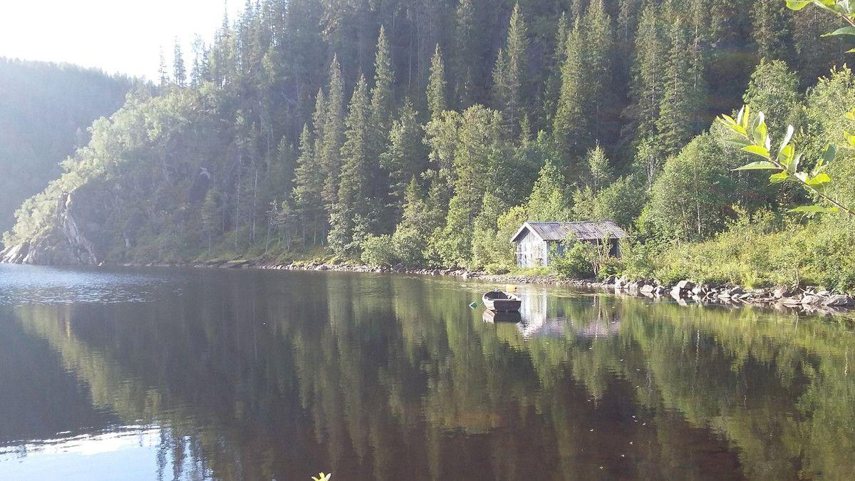 14:de Mosjøen a Oppdal