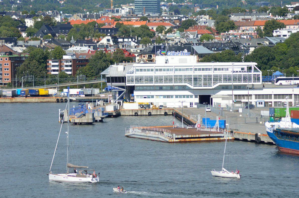 18: Oslo Kiehl