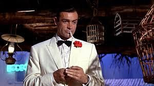 Sean Connery dans James Bond