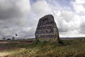 16 avril 1746 : La Bataille de CULLODEN met fin aux CLANS ECOSSAIS