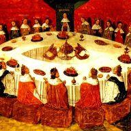 Roi Arthur et ses Chevaliers