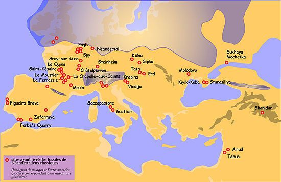 DOSSIER : Néandertal, Qui était cet Humain, l'Ancêtre de tous les Européens, encore si proche de nous ?