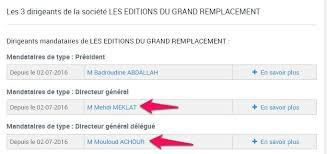 Editions du Grand Remplacement
